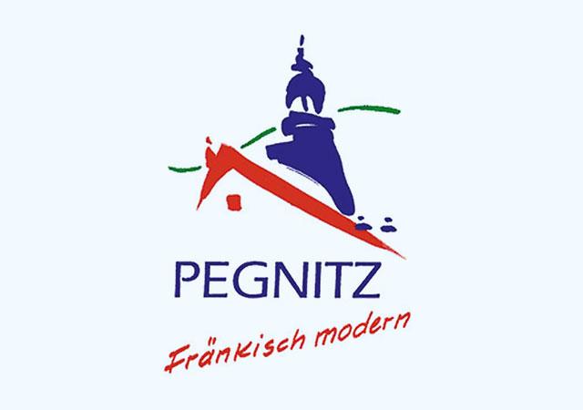 Logo Stadt Pegnitz - Fränkisch modern