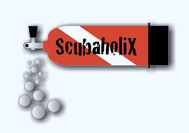 Logo Scubaholix