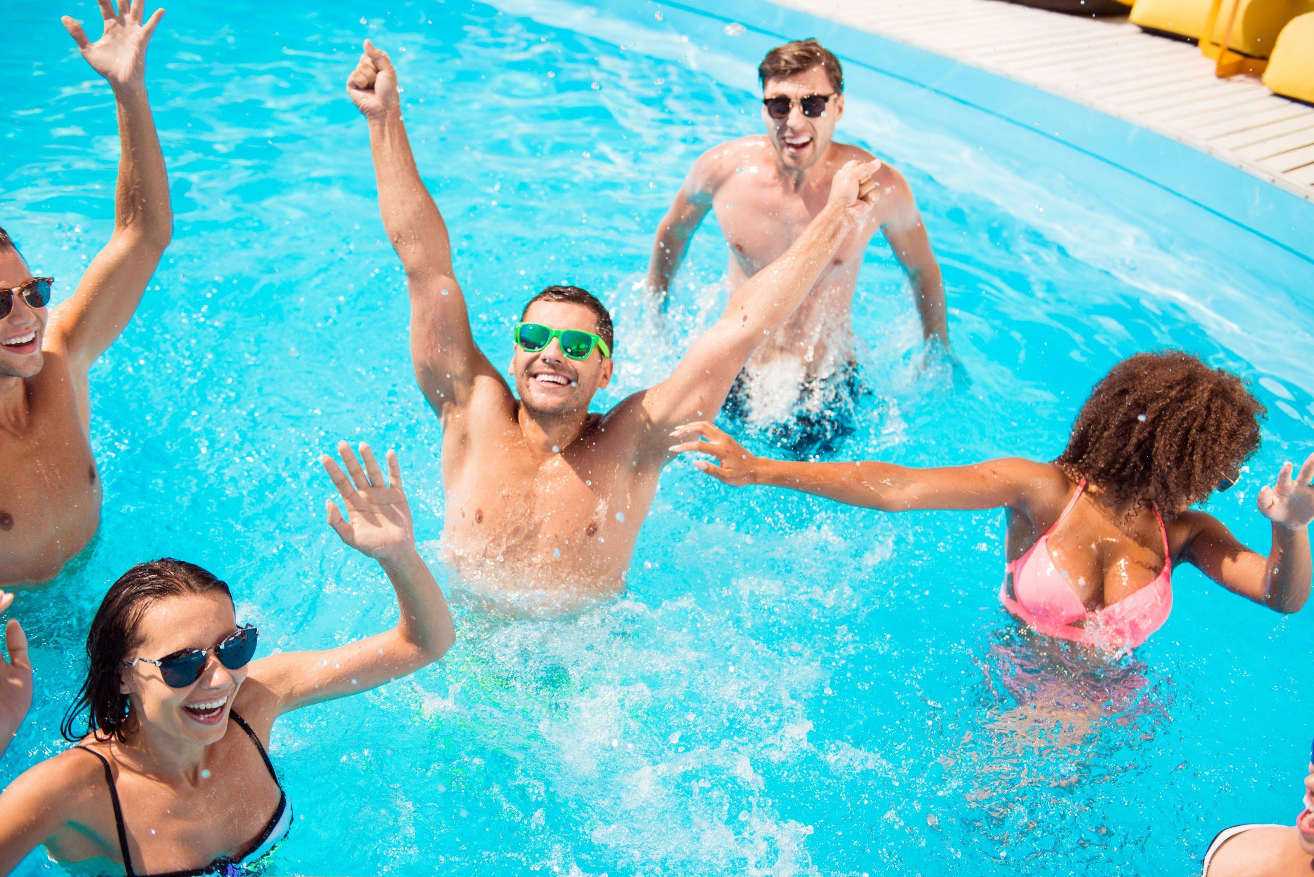 Indoor-Pool-Party